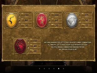 Bis zu € 350,- Bonus. Spielen Sie Game of Thrones